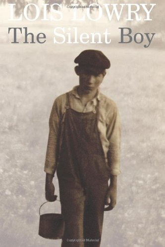 The Silent Boy *Signed 1st: Lowry, Lois.