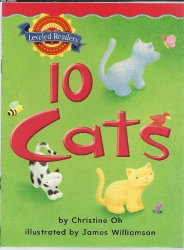 10 Cats (Leveled Readers) 1.1.1: christine oh