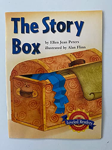 9780618286287: Houghton Mifflin Reading Leveled Readers: Level 1.9.1 ABV LV the Story Box