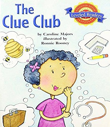 9780618287390: The Clue Club (Leveled Readers 2.3.3)