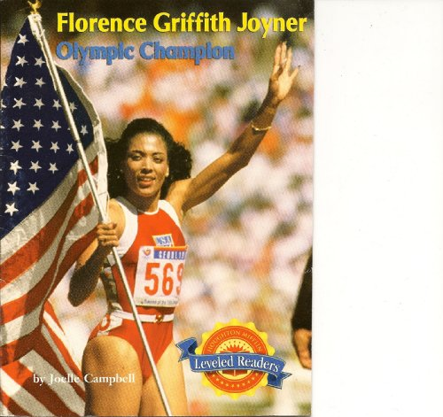 9780618287567: Florence Griffith Joyner - Olympic Champion (Houghton Mifflin Leveled Reader Focus On Biography)