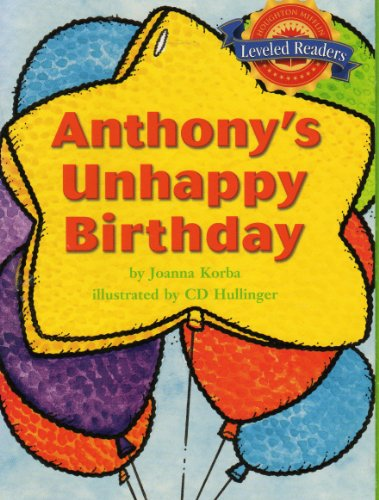 Anthony's Unhappy Birthday: Joanna Korba