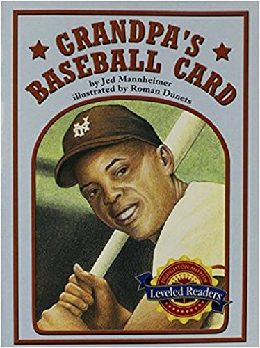 Grandpa's Baseball Card: Jed Mannheimer, Roman Dunets (Illustrator)