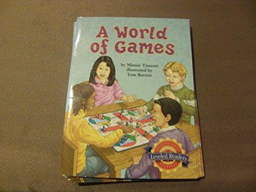 A World of Games: Minnie Timenti
