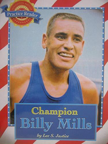 9780618291908: Champion Billy Mills (Leveled Readers, 1-51641, 3FOG)