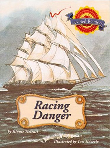 9780618292028: Racing Danger, on Level Level 3.5.3: Houghton Mifflin Reading Leveled Readers