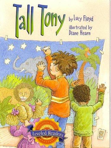 9780618292158: Tall Tony Leveled Readers