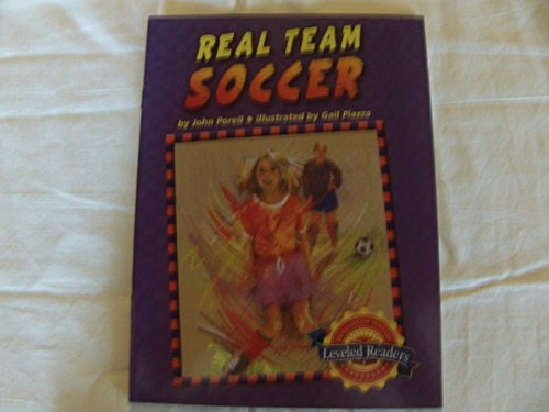 9780618292264: Real Team Soccer Leveled Readers 3.6.3