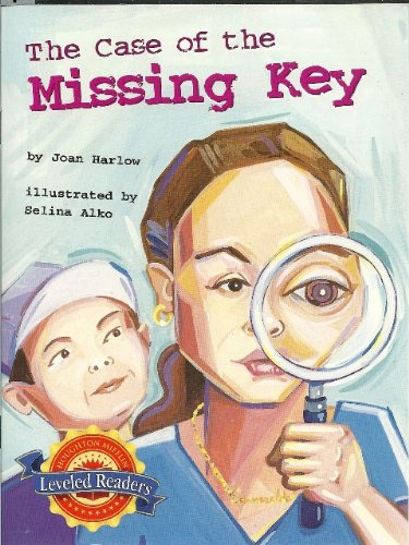 9780618292479: Houghton Mifflin Leveled Readers The Case of the Missing Key