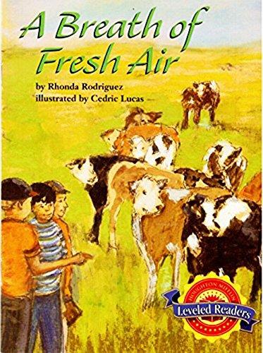 9780618292561: Houghton Mifflin Reading Leveled Readers: Level 4.2.2 Bel Lv A Breath of Fresh Air