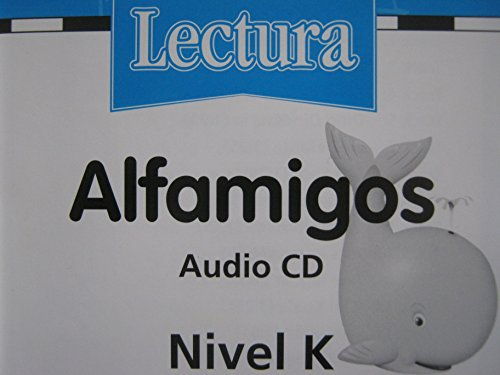 9780618292950: Houghton Mifflin Reading Spanish: Alfamigos Song CD Level K (Spanish Edition)