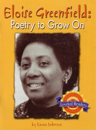 9780618293117: Eloise Greenfield: Poetry to Grow On (Leveled Readers)