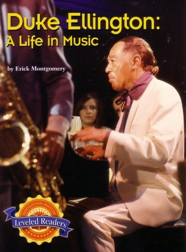 9780618293193: Duke Ellington: A Life in Music (Leveled Readers)