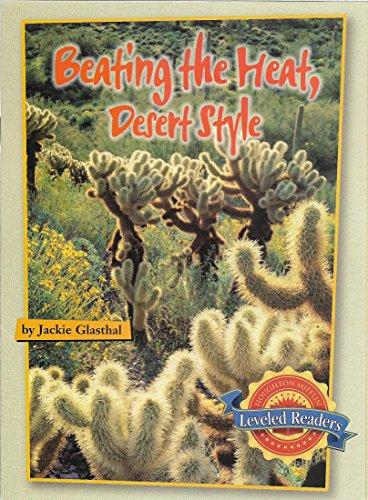 9780618293469: Beating the Heat Desert Style