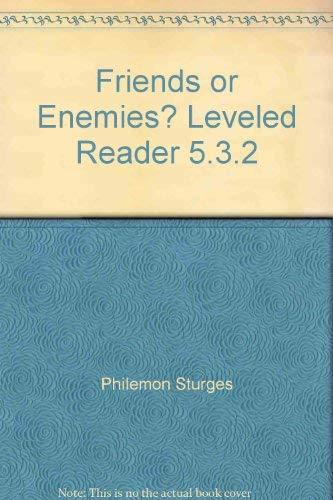 9780618295265: Friends or Enemies? Leveled Reader 5.3.2