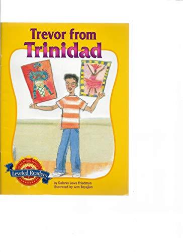 9780618295432: Houghton Mifflin Leveled Readers - Trevor from Trinidad - Level 5.4.3
