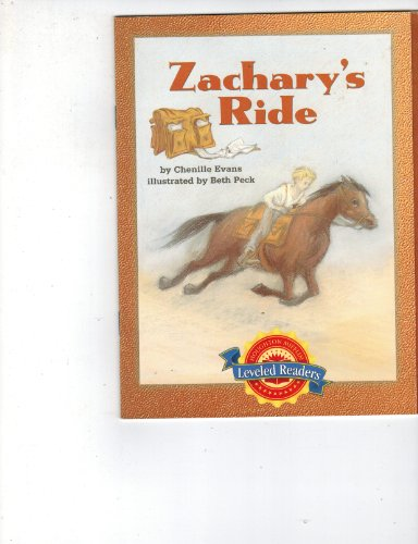 9780618295869: Zacharys Ride (Leveled Readers)