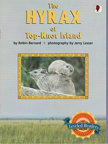 The Hyrax of Top-Knot Island: Robin Bernard