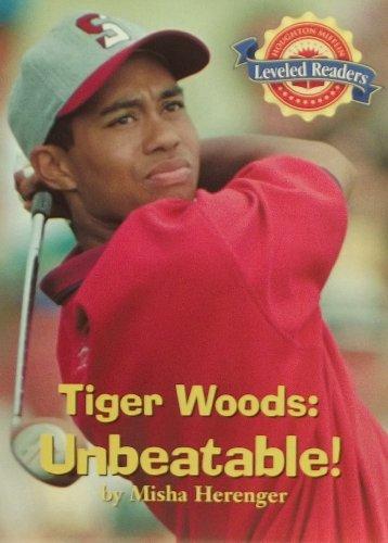 9780618297443: Tiger Woods: Unbeatable!