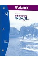 9780618298259: Discovering French, Nouveau!: Bleu 1, Student Workbook