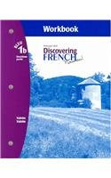 Discovering French Nouveau!: Bleu 1b Deuxieme Partie (French Edition) (0618298746) by Valette, Jean-Paul