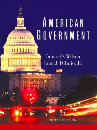 9780618299805: American Government