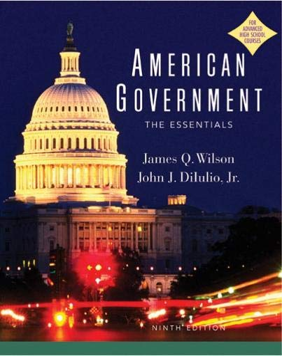 9780618299829: American Government AP Version 9th Edition