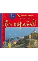 9780618304387: ¡En español! California: Student Edition Level 1A 2004 (Spanish Edition)