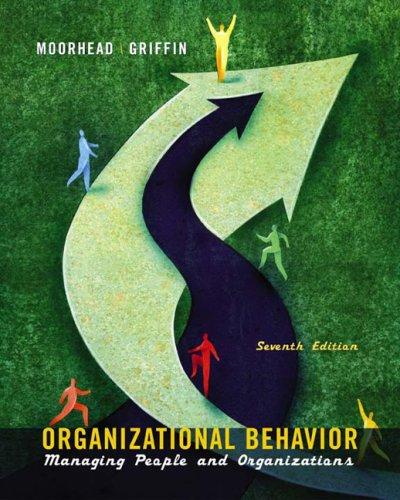 9780618305872: Organizational Behavior: Managing People and Organizations