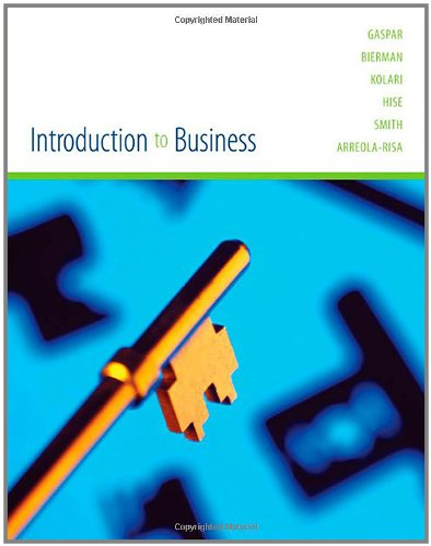 9780618306367: Introduction to Business