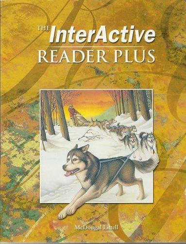 9780618309856: McDougal Littell Language of Literature: The InterActive Reader Plus Grade 6
