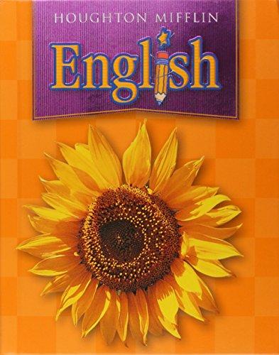 9780618309986: Houghton Mifflin English: Student Book (nonconsumable) Grade 2 2004