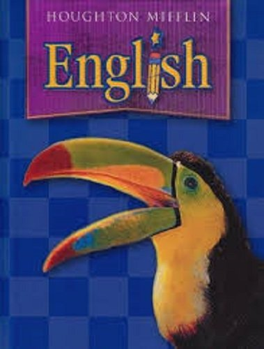 9780618310005: Houghton Mifflin English: Student Book Grade 4 2004