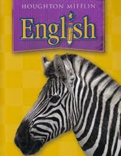 9780618310012: Houghton Mifflin English: Student Book Grade 5 2004
