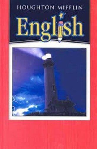 9780618310029: Houghton Mifflin English: Hardcover Student Edition Level 6 2004