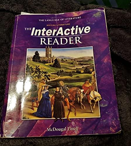 9780618310111: The Interactive Reader Plus British Literature