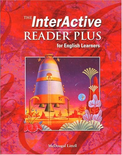 9780618310180: The Interactive Reader Plus for English Learners Grade 7 (Mcdougal Littell Language of Literature)