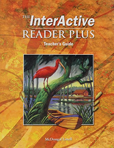 9780618310289: McDougal Littell Language of Literature: The InterActive Reader Plus Teacher s Guide Grade 9