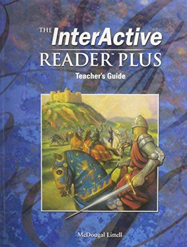 9780618310296: McDougal Littell Language of Literature: The InterActive Reader Plus Teacher s Guide Grade 10