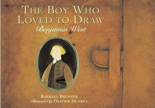 9780618310890: The Boy Who Loved to Draw: Benjamin West