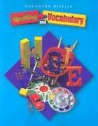 9780618311590: Houghton Mifflin Spelling and Vocabulary, Level 4