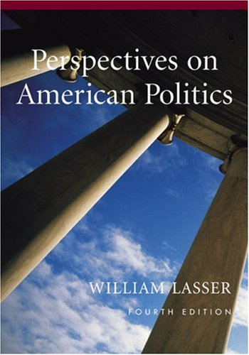9780618312009: Perspectives on American Politics