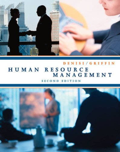 9780618312771: Human Resource Management