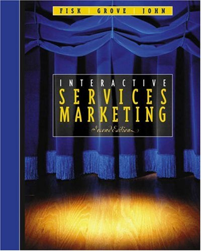 9780618312849: Interactive Services Marketing
