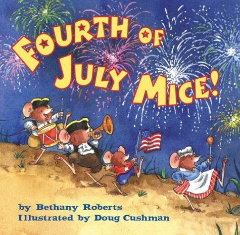 9780618313679: Fourth of July Mice