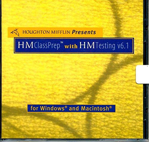 9780618314447: HM ClassPrep with HM Testing v6.1: Precalculus