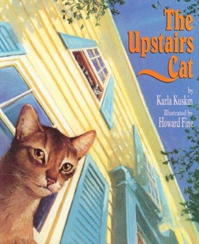 9780618316762: The Upstairs Cat