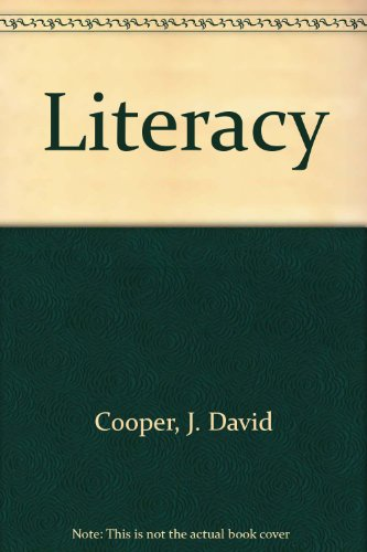 9780618317783: Literacy And Classwell Access, Fifth Edition