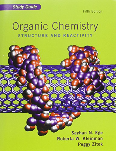 9780618318100: Study Guide: Used with ...Ege-Organic Chemistry: Structure and Reactivity