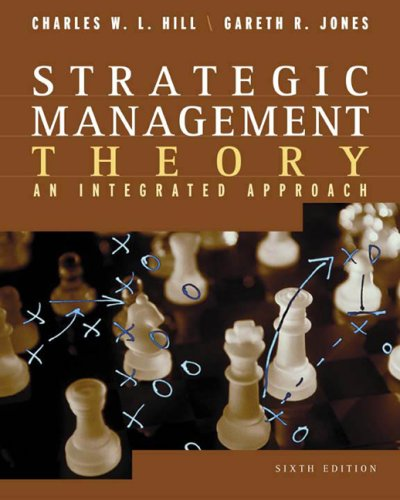 9780618318193: Strategic Management: an Integrated Approach